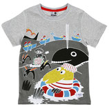 Martinex Whaterplat T-shirt Grey