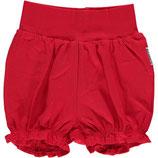 Maxomorra Shorts Balloon Red