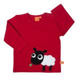 Lipfish Shirt Sheep red