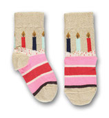 Ubang Socken Birthday Talkie Walkie Gold