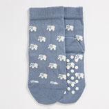 Bulussocks Elefant Blue gr. 19-22