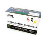 OMM Design Buchstaben