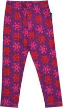 50% Sale! Maxomorra Leggings Snowflake Gr. 62/68