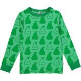 Maxomorra Shirt LS Pears Green