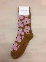 Marimekko Socken Hieta Powder Gr. 34-36