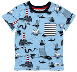 Martinex Sea T-shirt blue