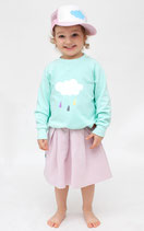 nube Pullover Cloud mint