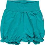 Maxomorra Shorts Balloon Turquoise