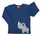 Lipfish Shirt Rhino dark blue