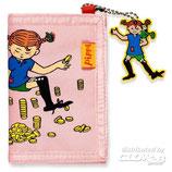 Pippi Geldbörse rosa