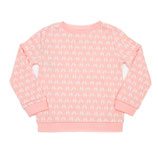 Lily Balou Sweater Mika jacquard birds rosa