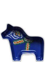 Sagaform Dalapferd blau