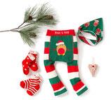 Blade & Rose Leggings Weihnacht vogel gr.2-3 Jahre