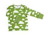 Färg & Form Langarmshirt Wolke grün Gr. 98