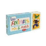 Petit Monkey: Animals mix & match