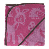 30 % Sale Sebra Babyhandtuch rosa