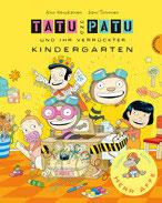 Buch: Tatu und Patu und ihr verrückter Kindergarten