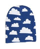 Färg & Form Mütze Moln/Wolke blau 6 Monate - 2 Jahre (48/50)