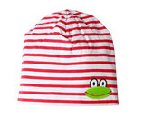 Lipfish Hat red/white Frog