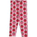 Maxomorra Leggings Cropped Strawberry