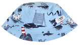 Martinex Sea Sunhat blue