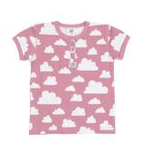 Färg & Form T-shirt Moln rosa