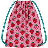 Maxomorra Gymbag Strawberry ONE SIZE