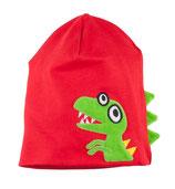 Lipfish Hat Red T-Rex 0-1 Jahre