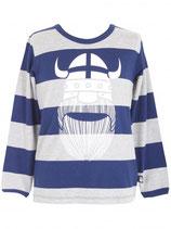 Danefæ Wikinger Shirt Northpole Tee Navy/Grey Erik