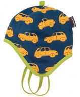Maxomorra Babyhat Little Car Gr. 44/46
