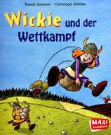 Buch: Wickie und der Wettkampf