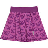 Maxomorra Skirt Vipp Cat Purple