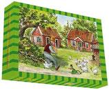 Pettersson im Hof Puzzle 104 Teile