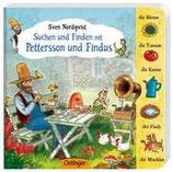 Buch: Suchen und finden mit Petterson und Findus