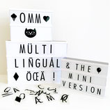 OMM Design Lightbox