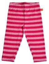 Lipfish Leggings pink cerise striped