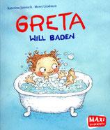 Buch: Greta will baden