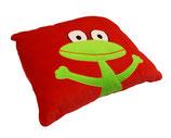 Lipfish Kissen Frog