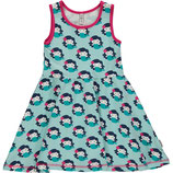 Maxomorra Dress Gathered Mermaid