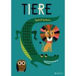Buch: Tiere von Ingela P. Ahrrenius
