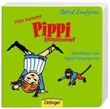 Buch: Hier kommt Pippi Langstrumpf