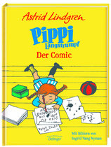 Pippi Langstrumpf - Der Comic