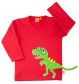 Sale! 50 %  Lipfish Langarmshirt Red T-Rex Gr. 62/68