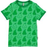 Maxomorra Top SS Pears Green