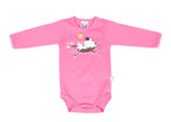Martinex Mumin-Body Angelausflug pink