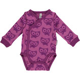 Maxomorra Body Wrap LS Cat Purple