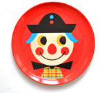 OMM Design Melamin-Teller Clown