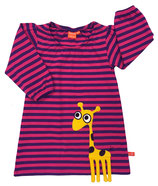 Lipfish Dress Giraffe purple/cerise