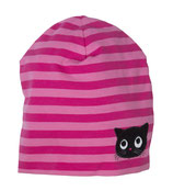 Lipfish Hat Kitten cerise/pink