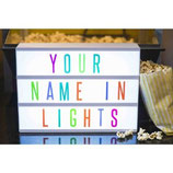 Sale! 30 % Locomocean: Lightbox bunt